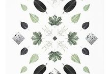 wallpaper / inspiration for wall coverings and tapestries / by STILL