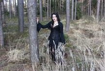 Gothic was my first love! / Gothics find Beauty, where others do not!