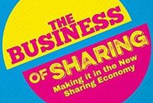 Share Economy / A Pinterest board about Sharing Economy (also known as Shareconomy or Collaborative Consumption)