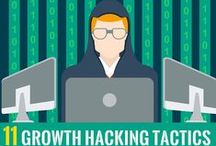 Growth Hacking / Growth hacking is a marketing technique which aims to attract users at a relatively low cost and primarily by means of technological integration.