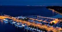 Gdynia nocą / Gdynia at night