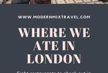 Modern Mix Travel Blog / Pins from the blog Modern Mix Travel, a global travel and lifestyle blog based in Vancouver, Canada.  Here you'll find travel inspiration, city guides, travel tips, beautiful photography, and reviews of activities and attractions.
