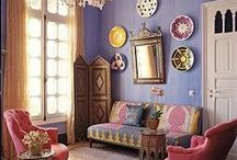Interior Design / What I dream about when looking around my cute little home.