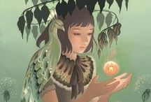 illustration and Art / Art and Illustration that I love.