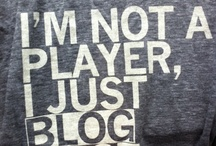 I <3 Blogging / by Desirae Young