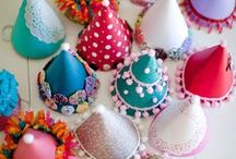 Party Ideas / Ideas for party decors and treats / by All is full of love