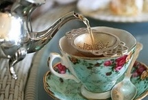 Tea Cups, Tea Pots and Tea Time. / by Linda de Beyer