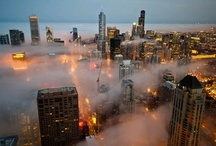 """CHICAGO IS MY KIND OF TOWN! / """"My kind of town, Chicago is My kind of town, Chicago is My kind of razzmatazz And it has, all that jazz"""" / by Diane"""