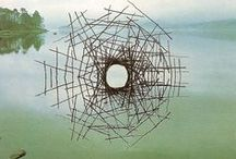 earthworks / Andy Goldsworthy and more