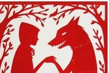 little red ridinghood / roodkapje