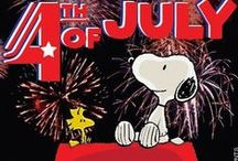 4TH OF JULY - CELEBRATE AMERICA / by Diane