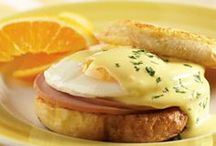 Breakfast & Egg Dishes / by Kristi Bible