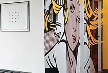 holy home // Up the wall and ceiling / by Helga Ingimundardóttir