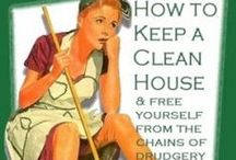 Around the House~Tips / Quick tips to make your life easier.  Natural ways to clean. Saves in many ways. Lots of DIY ....