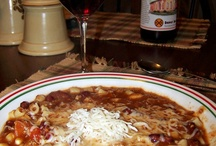 Favorite Soups / by Shirl Deems