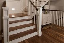 Staircase / Beautiful staircase inspiration!