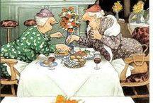Awesome Grannies by: Inge Look
