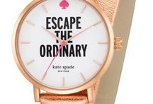 Do You Have the Time? / fabulous watches / by Leisa