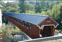 Covered Bridges Across America