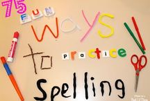 Learning: Spelling & Phonics