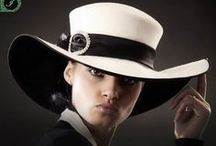 H~A~T~S ...Kentucky Derby Hats...Necessity or Fun / All types were hats. Royalty always in Hats...& So do Farmers.