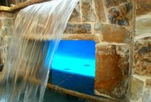 Water Feature Samples by Dallas Fort Worth Pool Builder Puryear Custom Pools / Water Feature Samples by Award Winning Dallas Fort Worth Swimming Pool Builder Puryear Custom Pools http://www.puryearpools.com