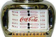 Coca~Cola Cookie Jars