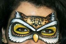 Face painting / Schmink