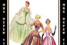 Haslam Dresscutting Books and Patterns