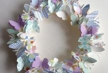 Easter  Paper Crafts / DIY, Scrapbooking, Decoration Paper Crafts ideas / by All is full of love