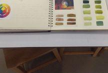 HL IB Art ( IWB ) / Sketchbook/workbook inspiration ideas for IB IWB art sketchbooks.  / by Johanna Schaly