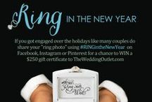 The Wedding Outlet Contests / Find fabulous contests where you can WIN gift certificates to shop at TheWeddingOutlet.com for your upcoming wedding!