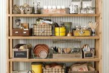 Pantry Storage, Pantry Organization / How to organize your pantry, pantry storage, pantry organization, food storage / by Sunny Simple Life - simple living everyday
