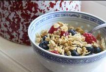 Recipes - Breakfast and Breads / Breakfast recipes, breakfast ideas, breads, scones, muffins