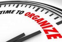 Home Organization / Home organization