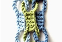 Crochet stitches and tricks