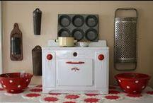 Vintage Decor, Decorating With Vintage Items / Vintage Decor