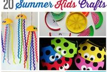 Education - Kids crafts / Crafts for kids / by Sunny Simple Life - Little Garden and coop in the big city