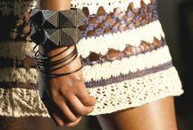 Crochet à porter / by Sophie Coelho