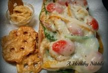 A Healthy Nibble / Better for you recipes from my health and nutrition blog http://ahealthynibble.blogspot.com/