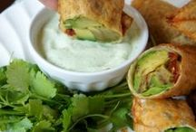 Recipes - Appetizers / Appetizers - snacks -party food