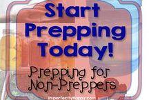 Prepper, Emergency Prep / Prepper, Emergency prep, emergency preparations