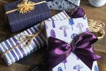 Presenting... / Wrapping and packaging inspirations for gifts, favors, treats & merchandise. / by Tara Fields