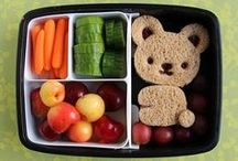 Bento Boxes and Lunch Ideas