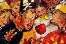 Vintage Halloween / by Sarah Bailey