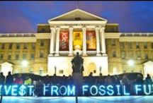 Divest Invest / As founders of the student Fossil Fuel Divestment movement, we are scaling the capitol shift out of carbon and into an equitable and clean businesses and projects to build a just economy.