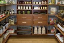 """stunning STORAGE"" / Great ways to Store things or Organize your stuff"