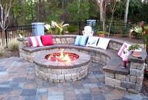 """beckoning BACKYARDS"" / Creative, Decorative, Romantic Backyards"