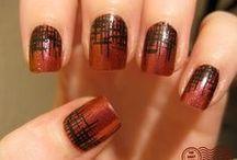 "neat NAILS" / Great Finger & Toe Nail designs