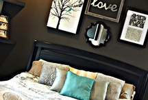 bedroom ideas / by Casey Kennedy